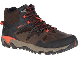 "Merrell All Out Blaze 2 Mid 5"" Waterproof Hiking Boots Leather/Nylon Men's"