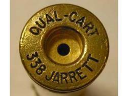 Quality Cartridge Reloading Brass 338 Jarrett Box of 20