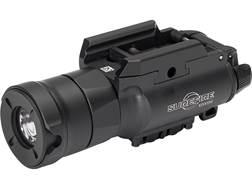 Surefire XH35 Masterfire Rapid Deployment Weapon Light LED with 2 CR123A Batteries Aluminum Black