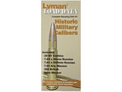 Lyman Load Data Book Old Military Rifle