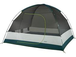"Kelty Outback 6 Person Dome Tent 118"" x 106"" x 76"" Polyester Grey"
