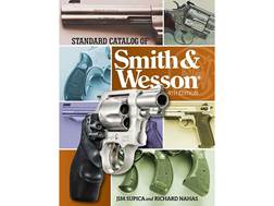 """Standard Catalog of Smith & Wesson Edition 4"" Book by Jim Supica"