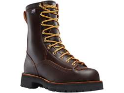 "Danner Rain Forest 8"" GTX Waterproof Work Boots Leather Men's"