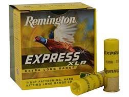 "Remington Express Extra Long Range Ammunition 20 Gauge 2-3/4"" 7/8 oz #6 Shot Box of 25"