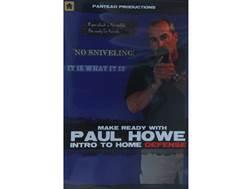 "Panteao ""Make Ready with Paul Howe: Home Defense"" DVD"