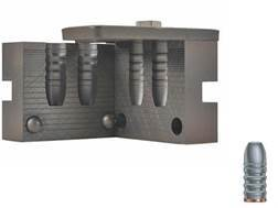 RCBS 2-Cavity Bullet Mold 37-250-FN 37 Caliber (376 Diameter) 250 Grain Flat Nose Gas Check