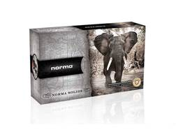 Norma Solid Ammunition 375 H&H Magnum 300 Grain Solid Box of 10