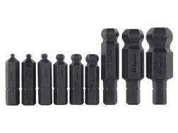Bondhus Ball End Hex Wrench Bit Set 2mm-12mm