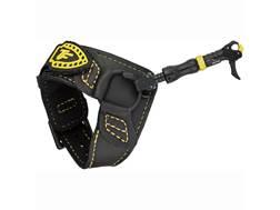Tru-Fire Panic-X Buckle Foldback Bow Release Buckle Wrist Strap Black