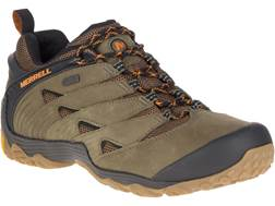 "Merrell Chameleon 7 4"" Waterproof Hiking Shoes Leather/Nylon"