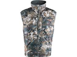 Sitka Gear Men's Fahrenheit Insulated Vest Polyester Gore Optifade Waterfowl Marsh Camo