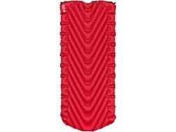 Klymit Static V Luxe Insulated Sleeping Pad Polyester Red and Black