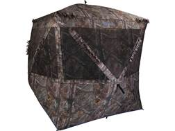 Ameristep Sanctuary Ground Blind Polyester Realtree Xtra Camo