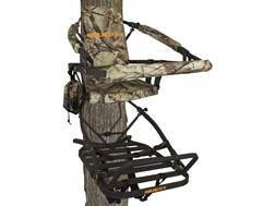 Muddy Outdoors Woodsman Climbing Treestand Aluminum Black