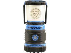 Streamlight Siege AA Lantern LED Requires 3 AA Batteries Polymer Black and Blue