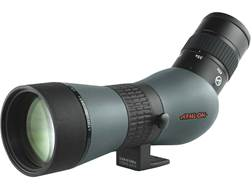 Athlon Optics Ares ED Spotting Scope 15-45x 65mm Angled Body Green