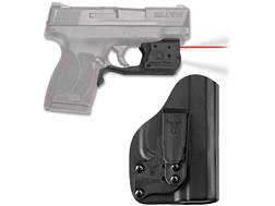 Crimson Trace Laserguard Pro Laser Sight S&W M&P Shield 45 Caliber Polymer Black