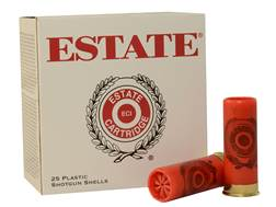 "Estate Ammunition 12 Gauge 2-3/4"" 1-1/8 oz #8 Shot"