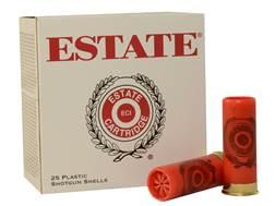 """Estate Ammunition 12 Gauge 2-3/4"""" 1-1/8 oz #8 Shot"""