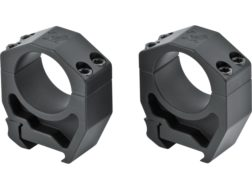 """Vortex Optics 30mm Precision Matched Picatinny-Style Rings 1.45"""" High Matte"""
