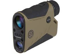 Sig Sauer KILO2400ABS Ballistic Rangefinder 7x 25mm with Applied Ballistics System Flat Dark Earth