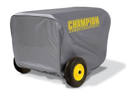 Champion Generator Cover