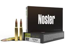 Nosler E-Tip Ammunition 7x57mm Mauser (7mm Mauser) 140 Grain E-Tip Lead-Free Box of 20