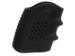Pachmayr Tactical Grip Glove Slip-On Grip Sleeve Springfield XD, XDM Full Size Rubber Black