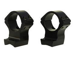 """Talley Lightweight 2-Piece Scope Mounts with Integral 1"""" Rings Browning X-Bolt Matte High- Blemished"""
