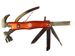 UST Hammer Beast Multi-Tool Stainless Steel Orange