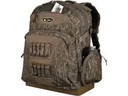 Drake Basic Swamp Sole Backpack Nylon Mossy Oak Bottomland Camo