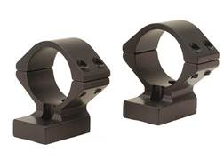 "Talley Lightweight 2-Piece Scope Mounts with Integral 1"" Rings Marlin 336-1895 Matte Low"