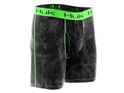 Huk Men's Kryptek Performance Boxerjock Polyester