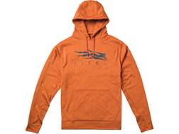 Sitka Gear Men's Logo Hoodie Polyester
