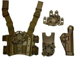 BLACKHAWK! Serpa Military Combo Kit Right Hand Beretta 92, 96, M9, M9A1 Polymer Black