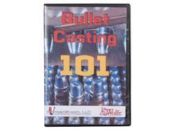 """Bullet Casting 101"" DVD By Ammosmith.com, LLC"