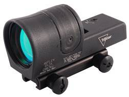 Trijicon RX34A-51 Reflex Sight 1x 42mm 4.5 MOA Dual Illumination Amber Dot with Flat-Top Mount Matte