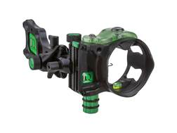 "IQ Pro ONE 1-Pin Bow Sight with Retina Lock .019"" Pin Diameter Right Hand Black"