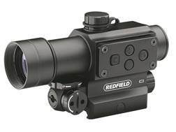 Redfield Counterstrike Tactical Red Dot Sight 30mm Tube 4 MOA Red and Green Dot with Integral Red...