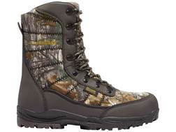 "LaCrosse Silencer 8"" Waterproof 400 Gram Insulated Hunting Boots Leather/Nylon Realtree Xtra Camo..."
