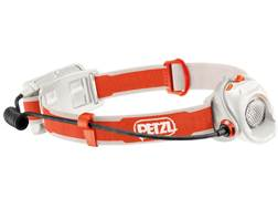 Petzl MYO Headlamp LED with 3 AA Batteries Orange