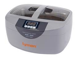 Lyman Turbo Sonic 2500 Ultrasonic Case Cleaner 110 Volt- Blemished