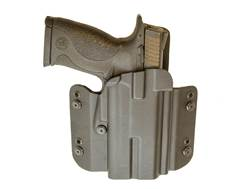Comp-Tac L Line Belt Holster Glock 17, 19, 22, 23, 34, 35, 41 Kydex Black