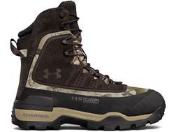 """Under Armour UA Brow Tine 2.0 8"""" 400 Gram Insulated Waterproof Hunting Boots Leather"""