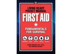 """Living Ready Pocket Manual - First Aid"" Book by Hubbard James"
