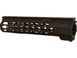 "Samson SXS Series 9"" KeyMod Free Float Handguard AR-15 Aluminum Matte"