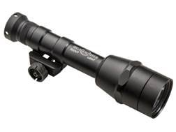 Surefire M600 Scout Light with IntelliBeam Weaponlight LED with 2 CR123A Batteries Aluminum Black