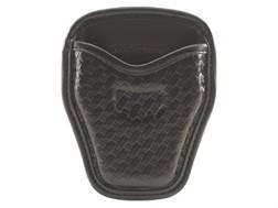 Bianchi 7934 AccuMold Elite Open Handcuff Case Nylon Basketweave Black