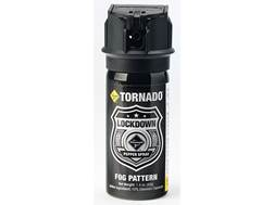Tornado Fogger Lockdown Pepper Spray 10% OC Aerosol