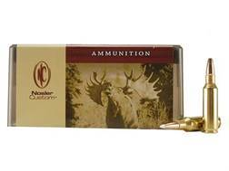 Nosler Custom Ammunition 300 Remington Short Action Ultra Magnum 150 Grain AccuBond Spitzer Box o...